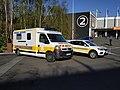 """Ambulances """"centre français de secourisme"""", Parc Expo Paris (2019).jpg"""