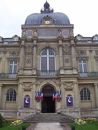Musée de Picardie - Second Empire style facade of the Musée de Picardie.