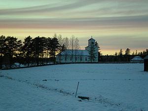 Åmsele - Åmsele Church
