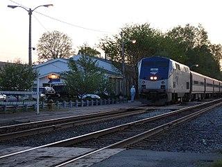 <i>Blue Water</i> (train) Amtrak service