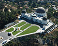 An aerial view of Griffith Observatory.jpg