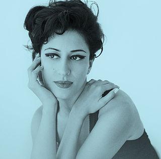 Ana Moura Portuguese fado singer (b.1979)