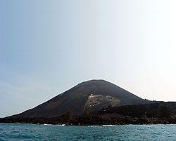 Mount Krakatoa, Lampung Province