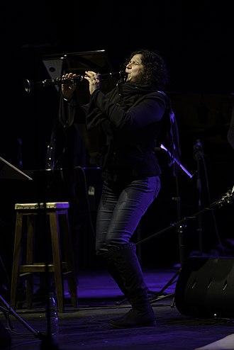 Anat Cohen - Cohen in 2014