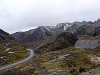 Andes Août 2007 - Col en route vers Chavin.jpg