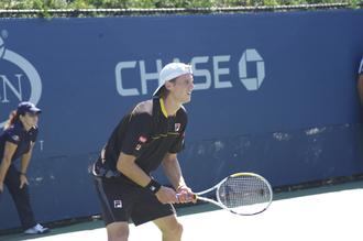 Andreas Seppi - Andreas Seppi at 2008 US Open