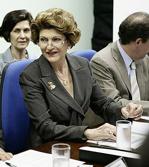 European Commission - Cypriot politician Androulla Vassiliou was European Commissioner for Education, Culture, Multilingualism and Youth between 2010 and 2014.