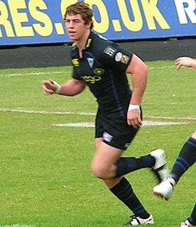Andy Bracek English rugby league footballer