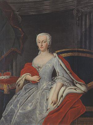 Princess Anna Sophie of Schwarzburg-Rudolstadt