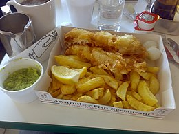 Engelse keuken - Wikipedia