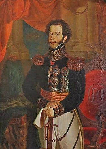 Antônio Joaquim Franco Velasco - Dom Pedro I, Imperador do Brasil
