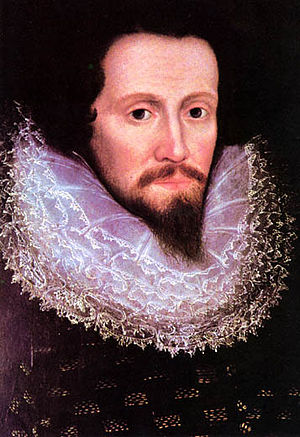 Anthony Bacon (1558–1601) - Anthony Bacon in 1594