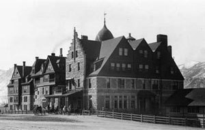Antlers Hotel (Colorado Springs, Colorado) - Image: Antlers Hotel built in 1883 in downtown Colorado Springs