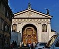 Aosta Cattedrale San Giovanni Battista Fassade 1.jpg