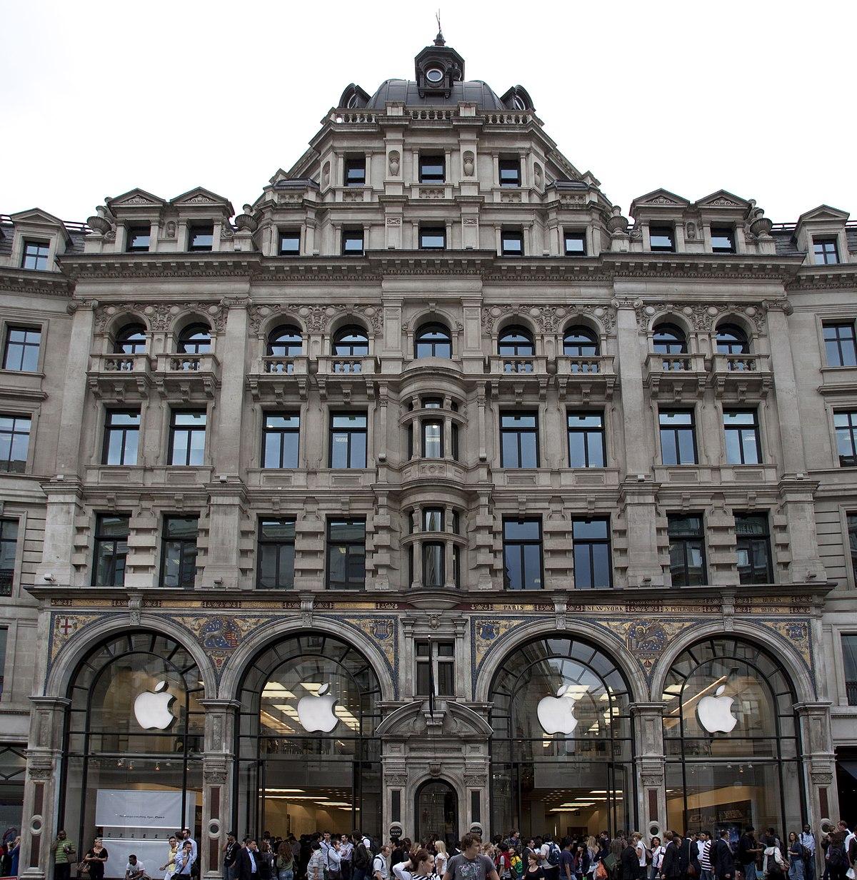 St George Hotel London Regent Street