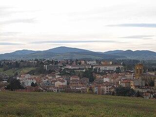 LArbresle Commune in Auvergne-Rhône-Alpes, France