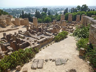 Carthage (municipality) - Archaeological Site of Carthage