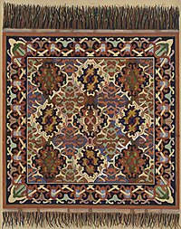Armenian Carpet made by Dovlat Garanfilyan.jpg