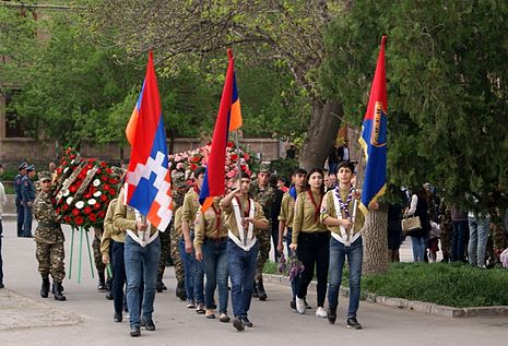 Armenian Genocide Remembrance Day, Vedi (2).jpg
