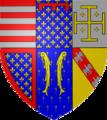 Armoiries René d'Anjou 1435.png