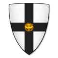 Armorial Bearings of the BRYDGES (Brigge, De Brugge) family of Bosbury and Tibberton.png
