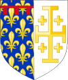 Arms of Anjou-Jerusalem.svg