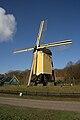 Arnhem - Nederlands Openluchtmuseum - Voorheen Huizermolen in de herfst.jpg