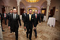 Arrival of HRH Crown Prince Guillaume of Luxembourg, 2012 Horasis Global Russia Business Meeting (7116351885).jpg