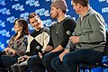 Arrow cast HVFF London 2017 04.jpg