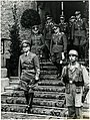 Arthur Seyß-Inquart, Alexander von Falkenhausen, Friedrich Christiansen, Den Haag, 1940.jpg
