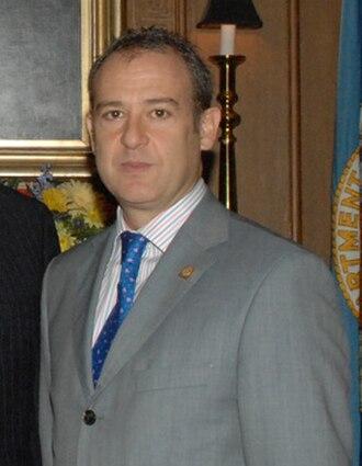 Arturo Sarukhán - Image: Arturo Sarukhan