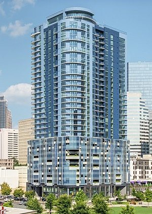 Ascent Uptown (Charlotte) - Ascent Uptown Charlotte Now Completed in 2017