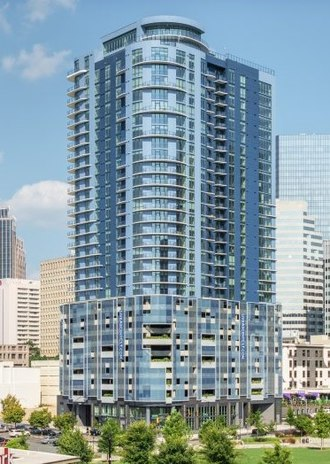Greystar Real Estate Partners - Ascent Uptown, operated by Greystar