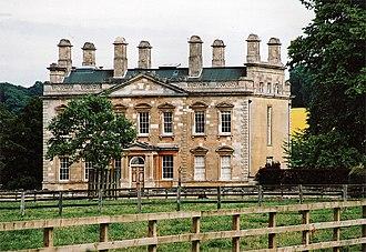 John Willes (judge) - Astrop Park House