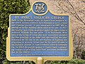 At Anne's Anglican Church (Toronto ) - Ministry plaque.JPG