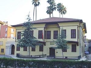 Tepebağ - Suphi Paşa Mansion converted into Atatürk Museum