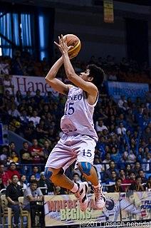 Kiefer Ravena Filipino basketball player