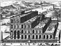 Athanasius Kircher - Turris Babel - Hanging gardens of Babylon.jpg