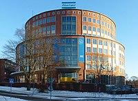 Atlas Copco huvudkontor jan 2014.jpg