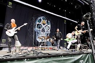 Atreyu American metalcore band
