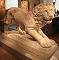 Attica (forse), leone di uso funerario, 320 ac ca.JPG