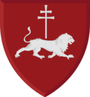 Attributed Coat of Arms of House Bagratuni