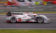 Elegant The Audi R18, A Le Mans Prototype Car, During An Endurance Race. Sports  Prototypes ...