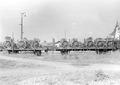 Auf der Eisenbahn verladene Gespanne der 15cm Haubitzen - CH-BAR - 3239642.tif