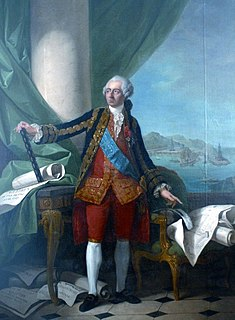 Augustin-Joseph de Mailly Marshal of France