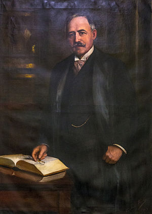 Augustus S. Miller - Image: Augustus S. Miller portrait