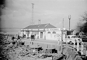 Aust Ferry - In use in 1966