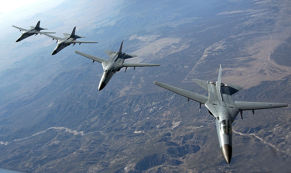 Australian F-111s