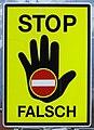 Autobahn AT, Stop Falsch, 1.jpeg