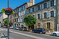 Avenue du Pere Evariste Huc in Caylus.jpg